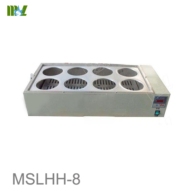 Advantage Six hole water bath MSLHH-6