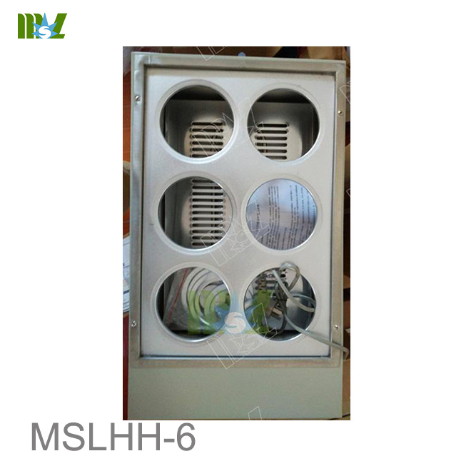 New Six hole water bath MSLHH-6