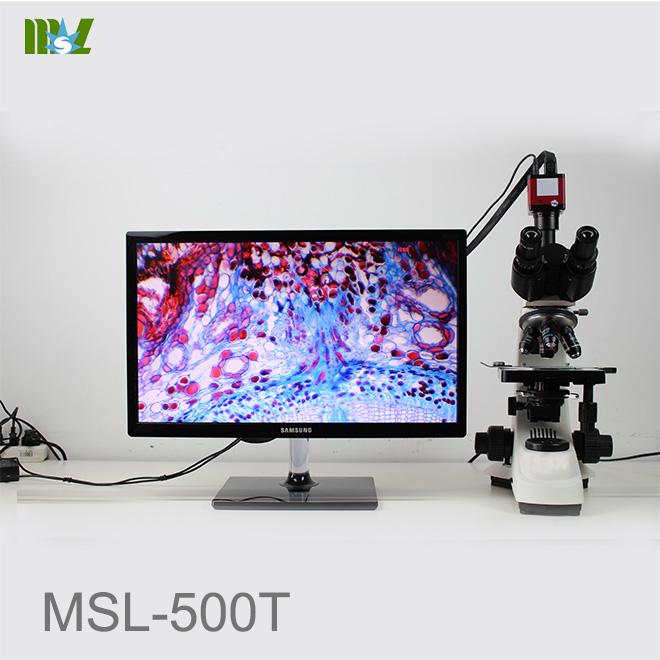 MSL Light Microscope MSL-500T