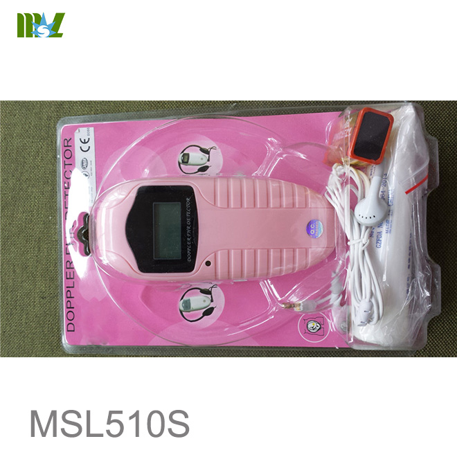 Best Pocket Fetal Doppler MSL510S