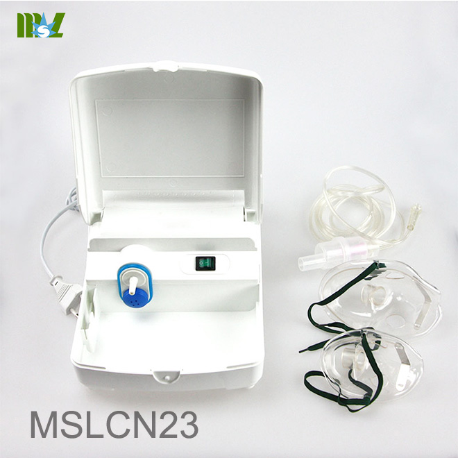 Cheap Portable Nebulizer Compressor MSLCN23