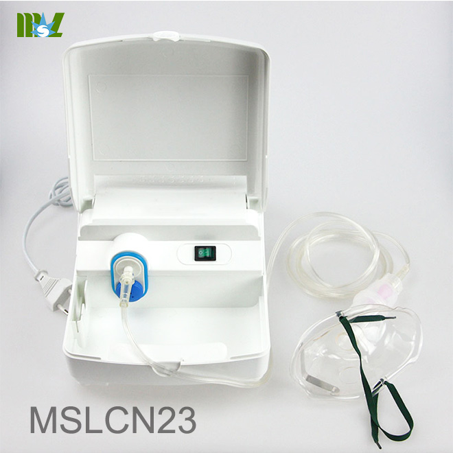 Portable Nebulizer Compressor MSLCN23