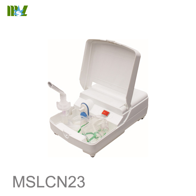 New Portable Nebulizer Compressor MSLCN23