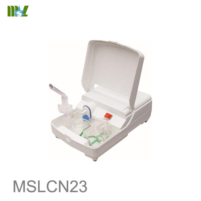 New Portable Nebulizer Compressor MSLCN23