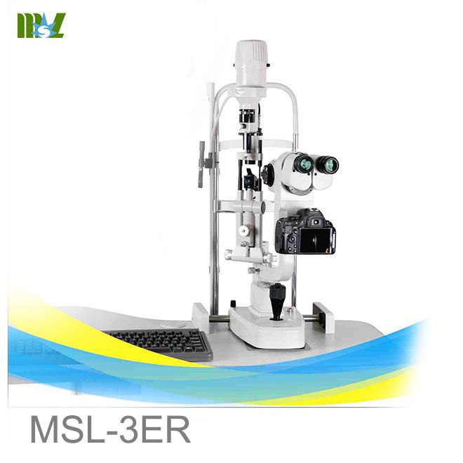 MSL Cheap Slit Lamp MSL-3ER