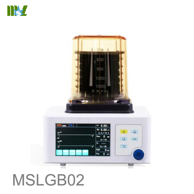 MSL Anesthesia Ventilator equipment MSLGB01