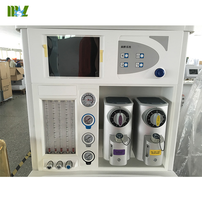 Cheap laboratory Anesthesia System MSLGA26