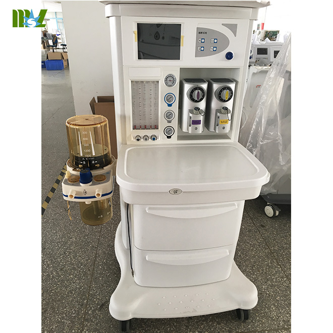 New laboratory Anesthesia System MSLGA26