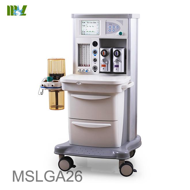 MSL laboratory Anesthesia System MSLGA26