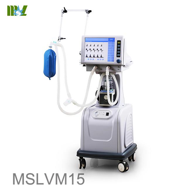 MSL ICU ventilator MSLVM15