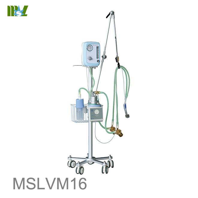 MSL CPAP ventilation MSLVM16