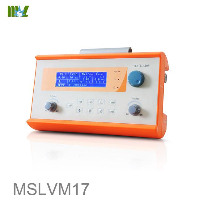 MSL ventilator MSLVM17