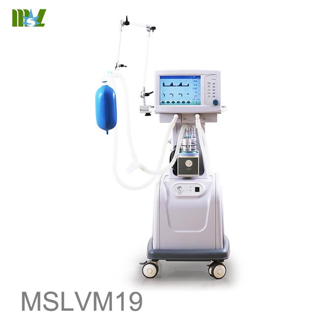 MSL Mechanical ICU ventilator MSLVM19