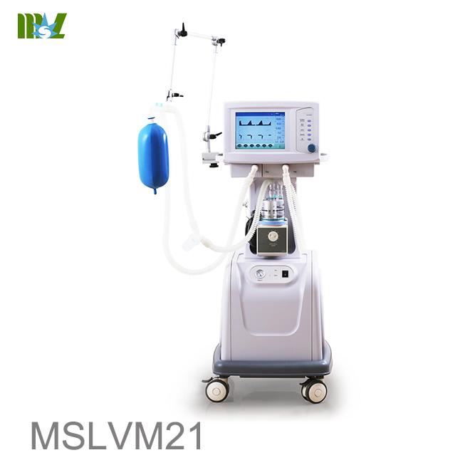 MSL New ICU ventilator MSLVM21