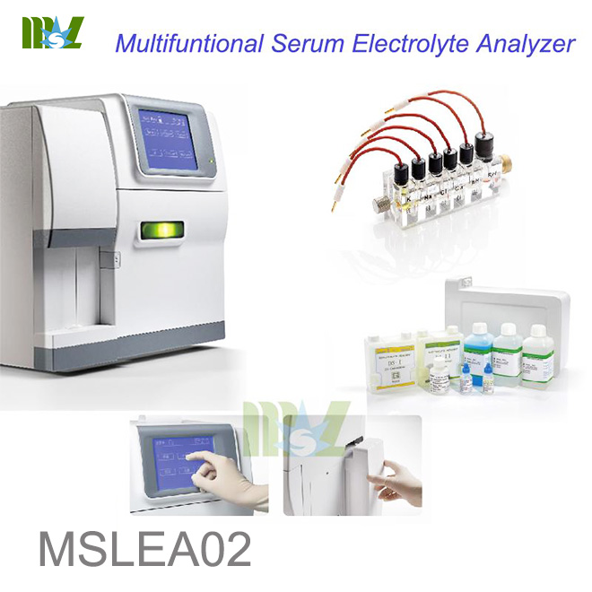 Multifuntional Serum Electrolyte Analyzer price