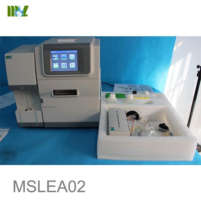 High Quality Multifuntional Serum Electrolyte Analyzer Price