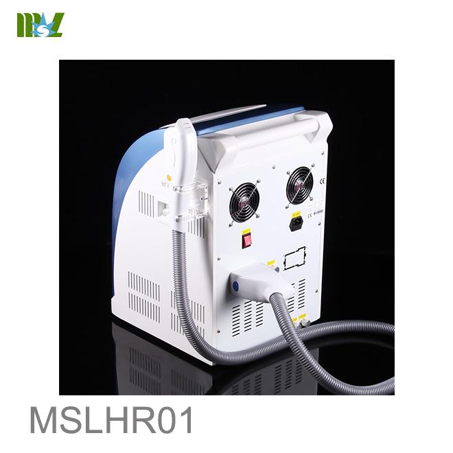 2017 High Approach Portable Elight Ipl Machine