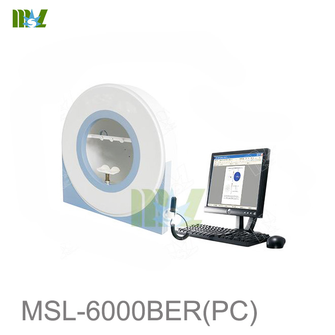 MSL Auto ophthalmic perimeter MSL-6000BER(PC)