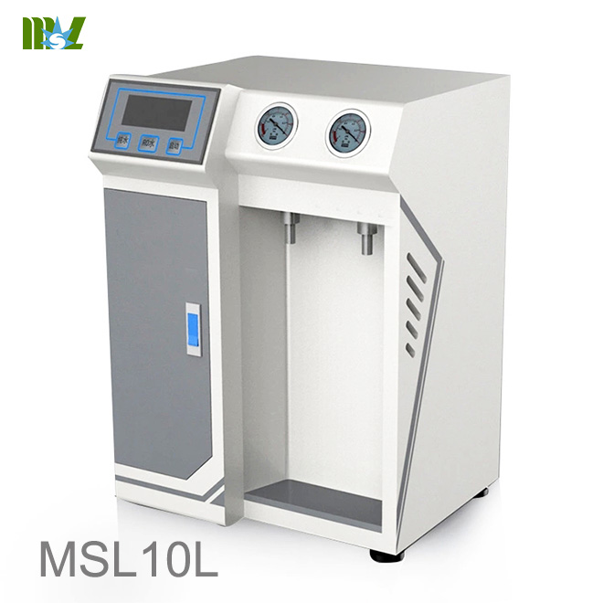 MSL Energy-saving High pure water machine MSL10L