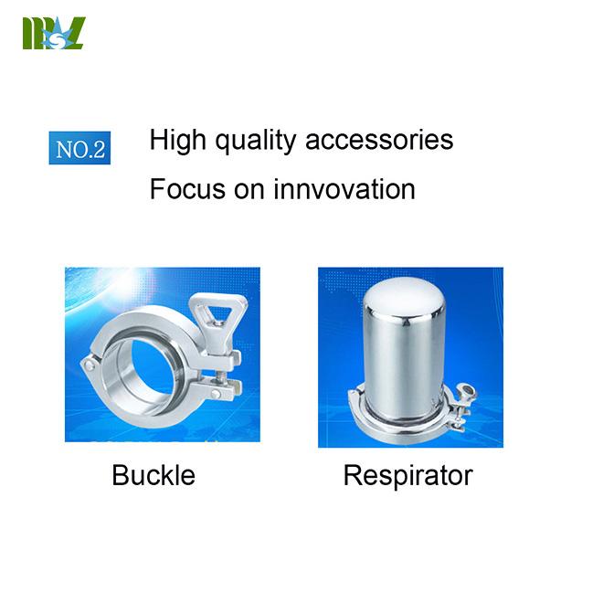Advanced Energy-saving High pure water machine