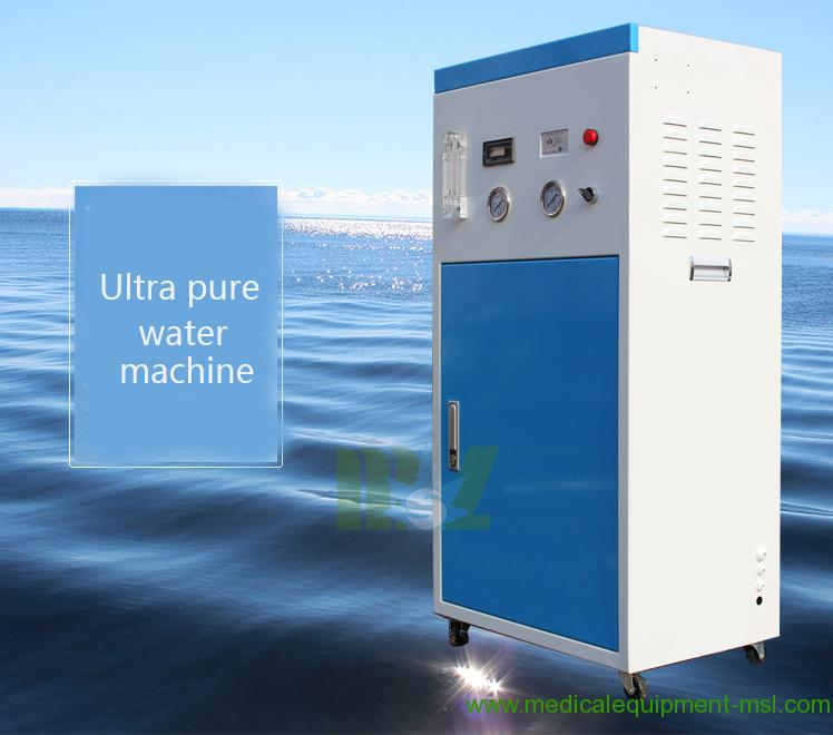 Cheap Cheap energy saving ultra pure water machine MSL50L