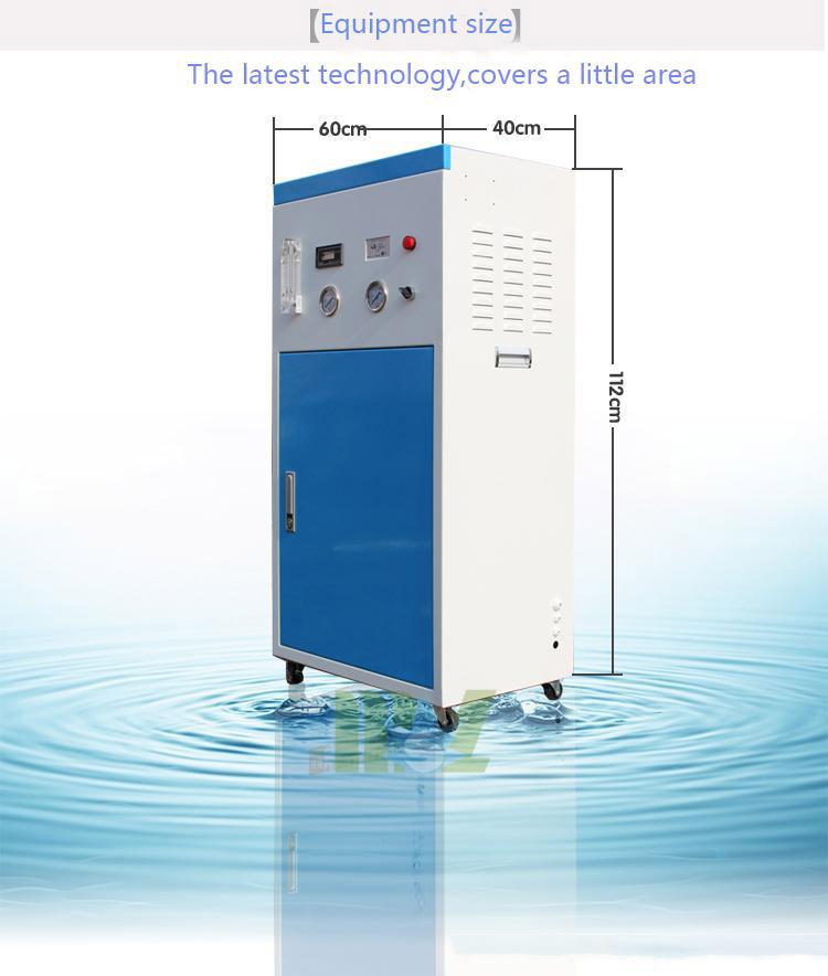 Portable Cheap energy saving ultra pure water machine MSL50L