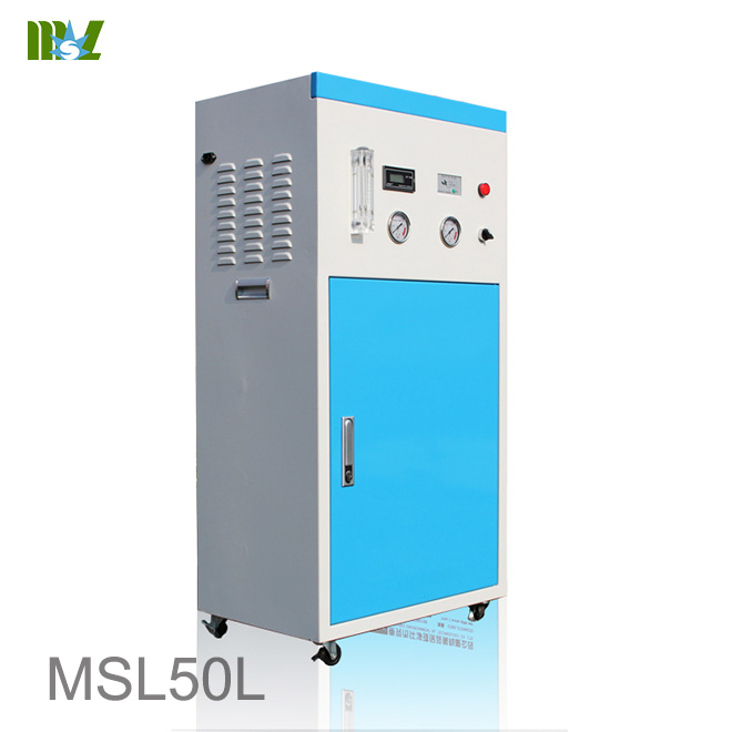 energy saving ultra pure water machine MSL50L  for sale