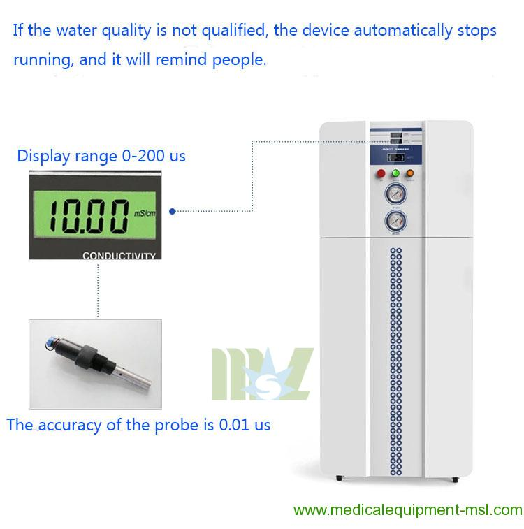 Portable Ultra purified water machine MSL100L