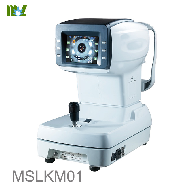 New Automatic Ref-Keratometer machine MSLKM01