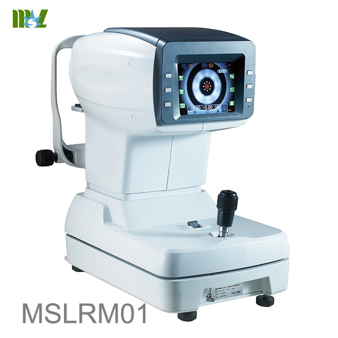 Ophthalmic eye test machine MSLRM01