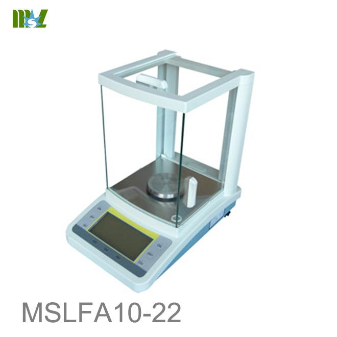 MSL Electronic analyze balance MSLFA10-22