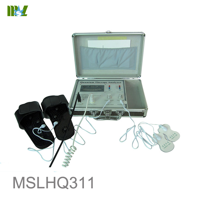 MSL Quantum resonance magnetic analyzer with Therapy MSLHQ311