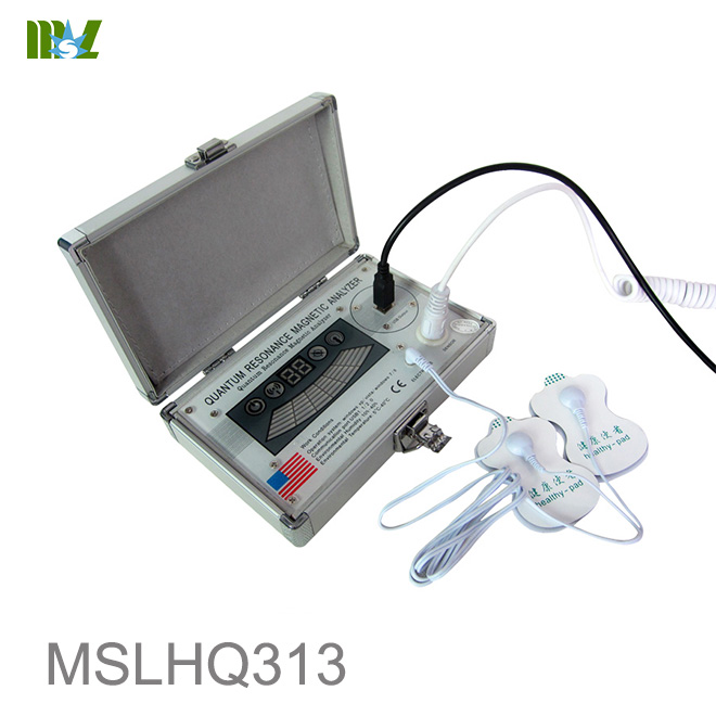 MSL Quantum resonance magnetic analyzer with Sensor pad MSLHQ313