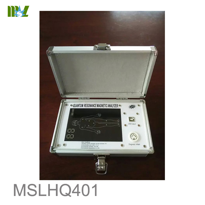 MSL 4th Generation Quantum resonance magnetic analyzer MSLHQ401