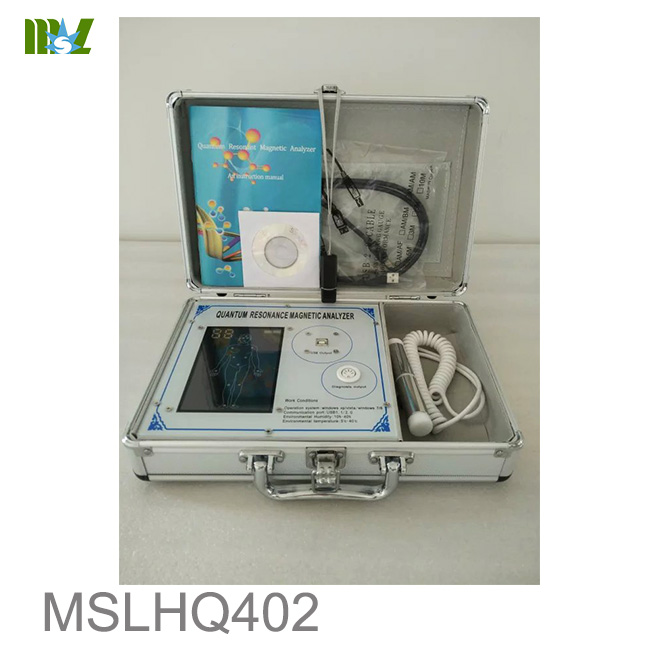 MSL Magnetic analyzer MSLHQ402