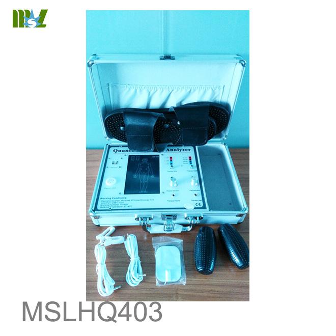 MSL Best resonance magnetic analyzer MSLHQ403
