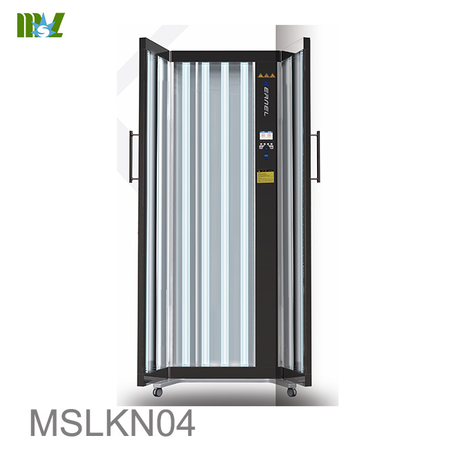 MSL UV phototherapy with UVA and UVB lamp MSLKN04