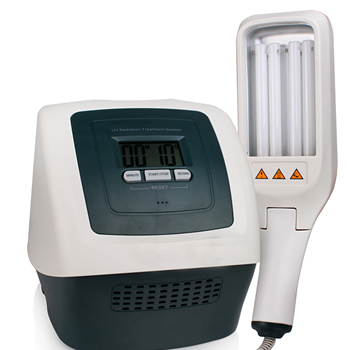 New Portable UV phototherapy 311nm uvb lamp MSLKN06