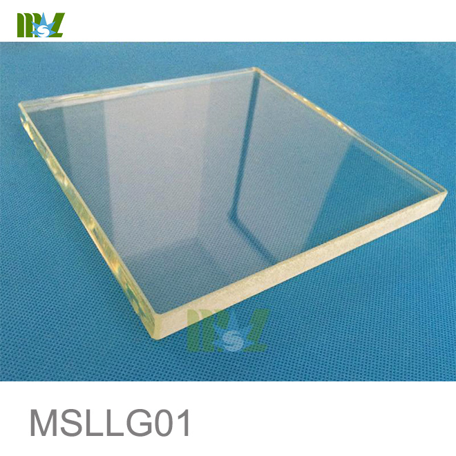 x ray protection glass