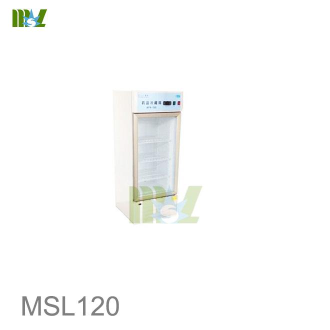 Blood refrigerator MSL120 for sale