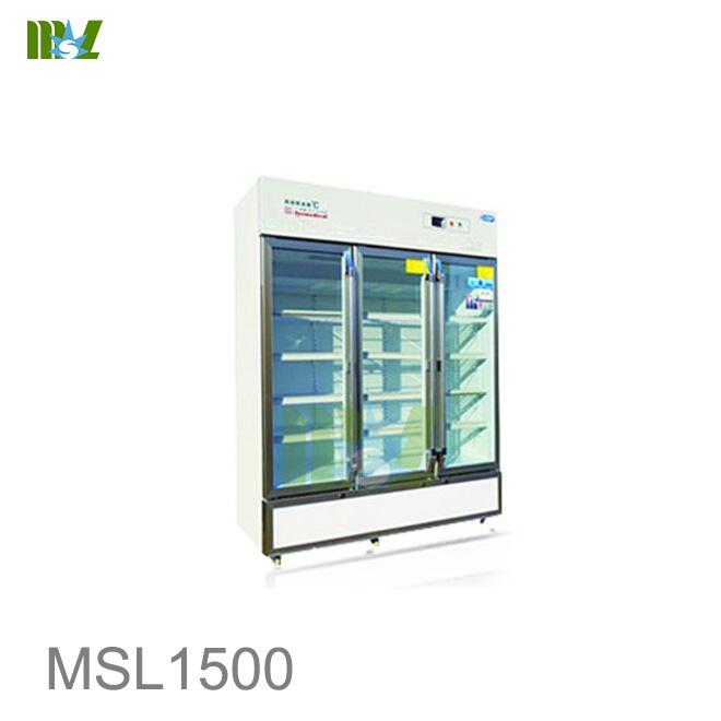 Pharmaceutical refrigerator MSL1500 for sale