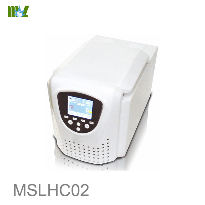 Micro High-Speed Refrigerated Centrifuge MSLHC02