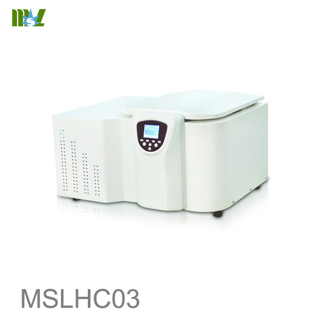 Large-Capacity High-Speed Centrifuge MSLHC03