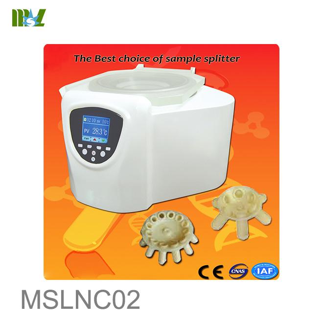 Vacuum Concentrator Centrifuge MSLNC02