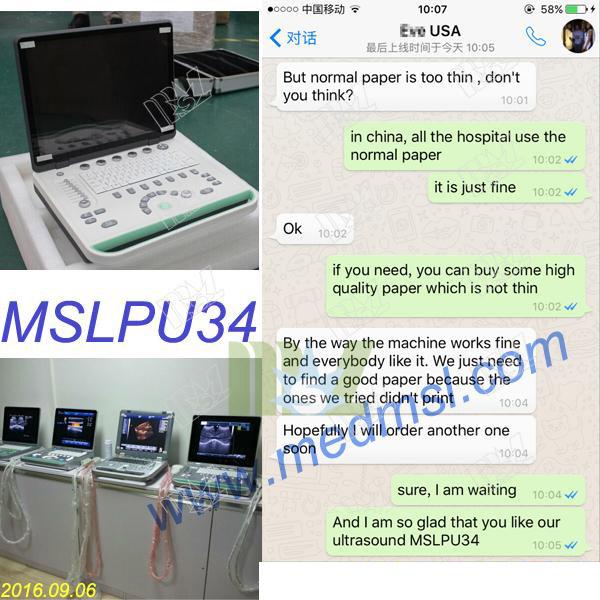 MSLPU34 feedback