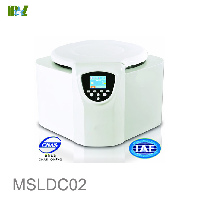 Low-Speed Centrifuge Price MSLDC02 for sale