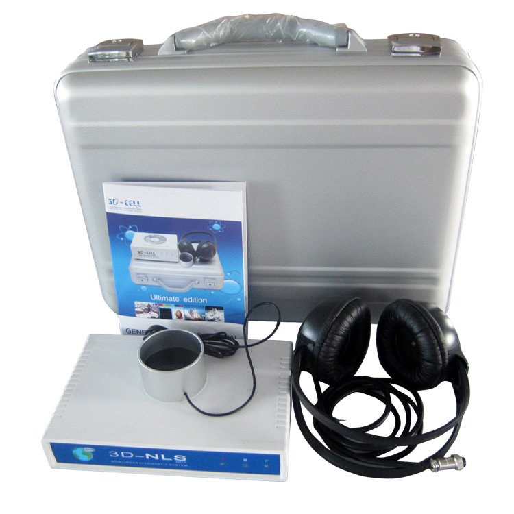 MSL 3d nls health analyzer