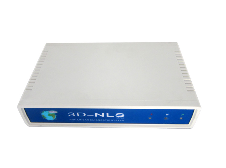 use 3d nls health analyzer