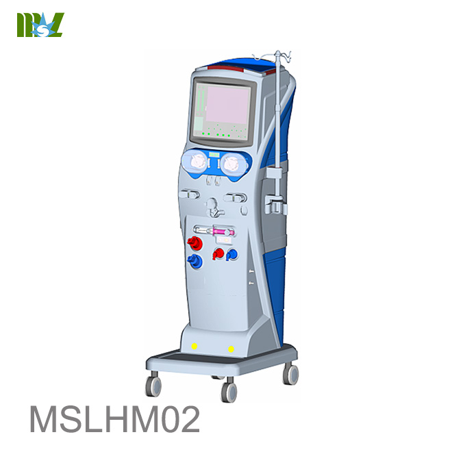 Whole disinfection Professional hemodialysis machine MSLHM02