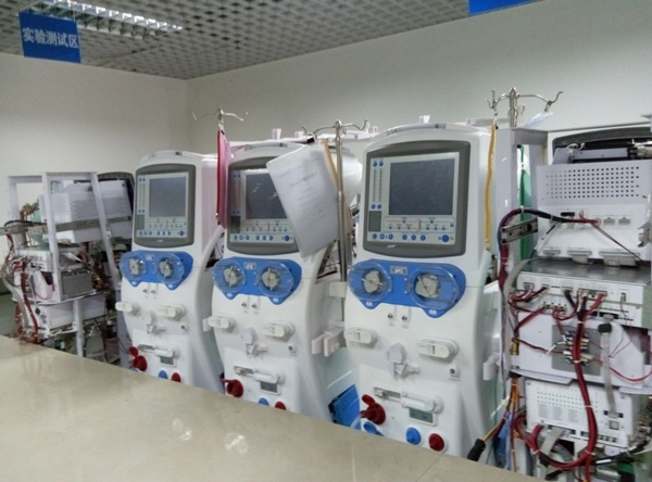 Professional hemodialysis machine MSLHM02 for sale